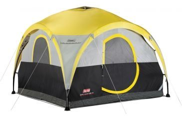 Coleman Shelter-Tent 2 For 1 All Day 4 Person 187416  sc 1 st  Optics Planet & Coleman Shelter-Tent 2 For 1 All Day | Free Shipping over $49!