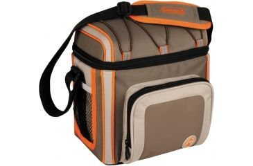 Coleman Soft Side Cooler, Outdoor with Liner, 9 Can 187880