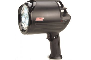Coleman Spotlight, Rechargeable LED 187685