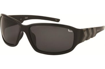 Coleman TR90 Fashion 6504 Progressive Prescription Sunglasses - Black  Frame CC2 6504-C1PROG