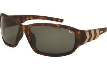 Coleman TR90 Fashion 6504 Progressive Prescription Sunglasses - Matte Brown Tortoise Shell Frame CC2 6504-C2PROG