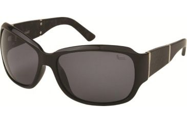 Coleman TR90 Fashion 6519 Single Vision Prescription Sunglasses - Black Frame CC2 6519-C1RX