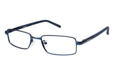 Columbia ACADIA Progressive Prescription Eyeglasses - Frame blue, Size 49/17mm CBACADIA03