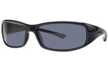 Columbia Auburn Bifocal Prescription Sunglasses CBAUBURNPZ602 - Frame Color Black-Thunderbird Red