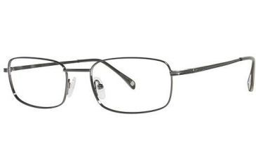 Columbia Baker Point 152 Progressive Prescription Eyeglasses - Frame Gunmetal, Size 53/18mm CBBAKRPOINT15202