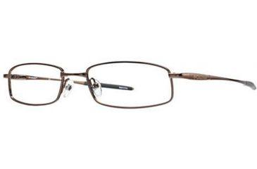 Columbia Barton Lake 111 Progressive Prescription Eyeglasses - Frame Brown, Size 53/18mm CBBARTONLAKE11101