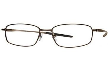 Columbia Barton Lake 222 Single Vision Prescription Eyeglasses - Frame Brown, Size 54/18mm CBBARTONLAKE22201