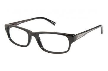 Columbia BIRNEY Progressive Prescription Eyeglasses - Frame Shiny Black, Size 53/17mm CBBIRNEY01
