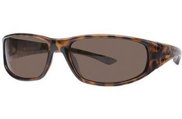 Columbia Borrego Bifocal Prescription Eyeglasses - Frame Demi Tortoise, Lens Color Brown, Size 61/16mm CBBORREGOPZ620