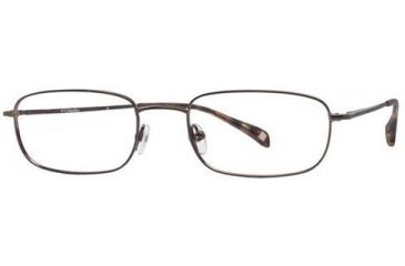 Columbia Brewha 100 Progressive Prescription Eyeglasses - Frame Gunmetal Gloss, Size 52/19mm CBBREWHA10001