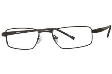 Columbia Bristol Bifocal Prescription Eyeglasses - Frame Shiny Gunmetal, Size 51/18mm CBBRISTOL02