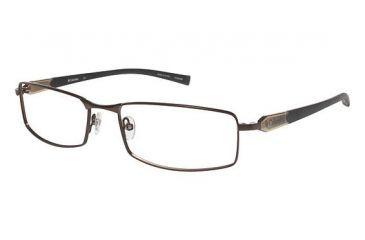 Columbia Buck Mountain Bifocal Prescription Eyeglasses - Frame Brown/Black, Size 60/18mm CBBUCKMT01