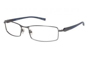 Columbia Buck Mountain Bifocal Prescription Eyeglasses - Frame Pewter/Blue, Size 60/18mm CBBUCKMT03