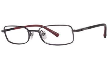 Columbia Camp Roc Eyeglass Frames - Frame Gunmetal Black, Size 46/15mm CBCAMPROC01