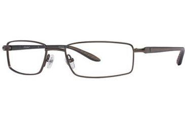 Columbia Cliff Lake 130 Bifocal Prescription Eyeglasses - Frame Brown/Brown, Size 53/18mm CBCLIFFLAKE13001