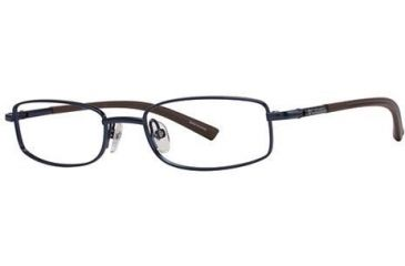 Columbia Comet Ridge Eyeglass Frames - Frame Dark Blue/Brown, Size 45/16mm CBCOMETRIDGE03