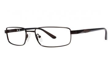 Columbia Coulson Eyeglass Frames - Frame DARK BROWN/BROWN, Size 53/17mm CBCOULSON01