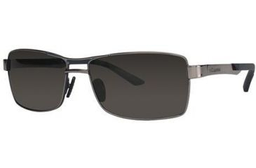 Columbia Double Blaze Bifocal Prescription Sunglasses CBDOUBLEBLAZEPZ01 - Frame Color: Gunmetal / Oxide Blue