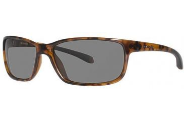 Columbia EL CAPITAN Sunglasses - Frame Tortoise, Lens Color Brown, Size 60/15mm CBCAPITANPZ620