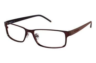 Columbia Eriksson Progressive Prescription Eyeglasses - Frame Brown with Dk Brown, Size 53/16mm CBERIKSSON01
