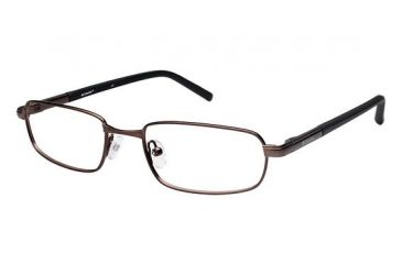 Columbia FERNIE Progressive Prescription Eyeglasses - Frame Brown, Size 51/18mm CBFERNIE01