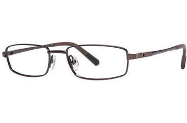 Columbia Grizzly Creek 100 Eyeglass Frames - Frame Brown, Size 50/17mm CBGRIZZCREEK10001