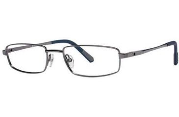 Columbia Grizzly Creek 100 Eyeglass Frames - Frame Brushed Silver, Size 50/17mm CBGRIZZCREEK10003