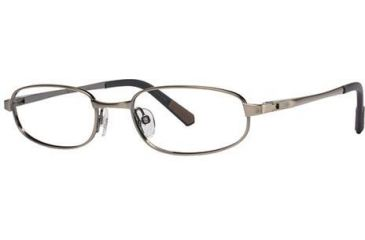 Columbia Grizzly Creek 101 Single Vision Prescription Eyeglasses - Frame Antique Gold, Size 48/17mm CBGRIZZCREEK10102