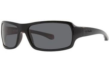 Columbia Humboldt Single Vision Prescription Sunglasses CBHUMBOLDT01 - Frame Color: Shiny Black