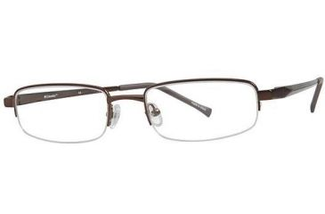 Columbia Klamath Eyeglass Frames - Frame Shiny Brown, Size 53/19mm CBKLAMATH02