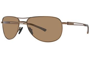 Columbia Lewis Progressive Prescription Sunglasses CBLEWISPZ302 - Frame Color: Brown