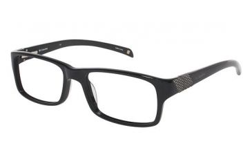 Columbia MCCALL 300 Bifocal Prescription Eyeglasses - Frame BLACK, Size 53/17mm CBMCCALL30001