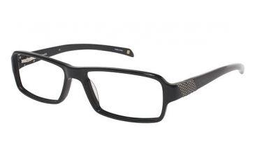 Columbia MCCALL 400 Bifocal Prescription Eyeglasses - Frame BLACK, Size 56/15mm CBMCCALL40001