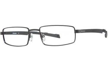 Columbia Ochoco Bifocal Prescription Eyeglasses - Frame Matte Black/Black, Size 52/18mm CBOCHOCO01
