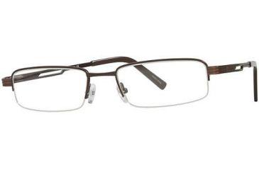 Columbia Palisade Bifocal Prescription Eyeglasses - Frame Brown, Size 52/18mm CBPALISADE02