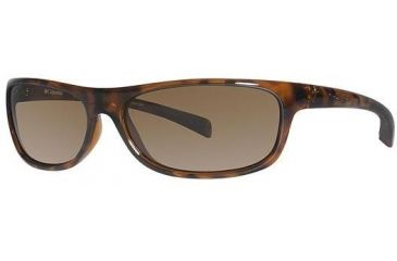 Columbia Panorama Sunglasses - Frame Signature Tortoise, Lens Color Brown, Size 58/14mm CBPANORAMAPZ620