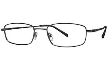 Columbia Panther Ridge 106 Single Vision Prescription Eyeglasses - Frame Gunmetal Gloss, Size 54/19mm CBPNTHRRDG10601