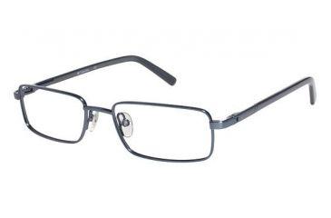 Columbia Raven 200 Single Vision Prescription Eyeglasses - Frame Blue/Grey, Size 49/16mm CBRAVEN20001