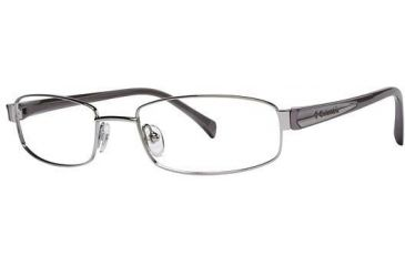Columbia Riverbend 102 Bifocal Prescription Eyeglasses - Frame Platnium, Size 53/18mm CBRIVERBEND10202