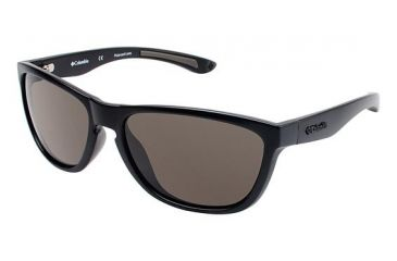 Columbia Saugutuck Single Vision Prescription Sunglasses CBSAUGUTUCK01 - Frame Color Matte Black