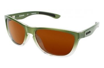 Columbia Saugutuck Bifocal Prescription Sunglasses CBSAUGUTUCK04 - Frame Color Surplus Green Fade
