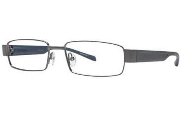 Columbia Sitka Eyeglass Frames - Frame Semi Matte Lite Gun Blue/Grey, Size 55/16mm CBSITKA01