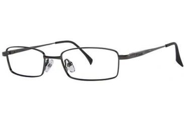 Columbia Spring Creek 104 Single Vision Prescription Eyeglasses - Frame Shiny Gunmetal, Size 47/16mm CBSPRINGCRK10401