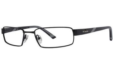 Columbia Sublimity 140 Single Vision Prescription Eyeglasses - Frame Black, Size 53/18mm CBSUBLIMITY14001