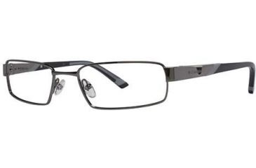 Columbia Sublimity 140 Single Vision Prescription Eyeglasses - Frame Gunmetal, Size 53/18mm CBSUBLIMITY14002