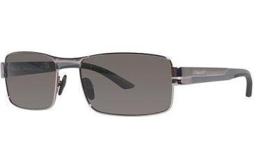 Columbia TALUS Bifocal Prescription Sunglasses CBTALUS03 - Frame Color Shiny Silver Gray