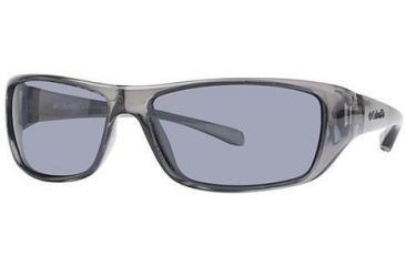 Columbia Thunderstorm Single Vision Prescription Sunglasses CBTHUNDERSTRMPZ501 - Frame Color: Crystalline Black