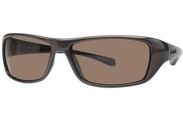 Columbia Thunderstorm Single Vision Prescription Sunglasses CBTHUNDERSTRMPZ430 - Frame Color: Metallic Grappa