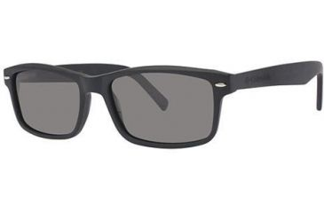 Columbia Waldo Bifocal Prescription Sunglasses CBWALDOPZ301 - Frame Color: Matte Black