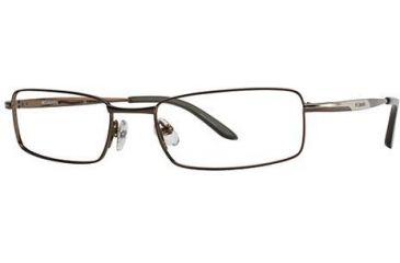Columbia Wamala 325 Bifocal Prescription Eyeglasses - Frame Brown/Gunmetal, Size 52/18mm CBWAMALA32502